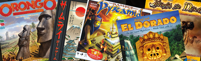 Reiner Knizia Games Article